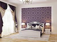 Спальный гарнитур из массива дерева в классическом стиле Неаполь Roka , цвет на выбор