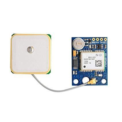 GPS-приймач GY-GPS6MV2 на базі чіпа Ublox NEO-6M