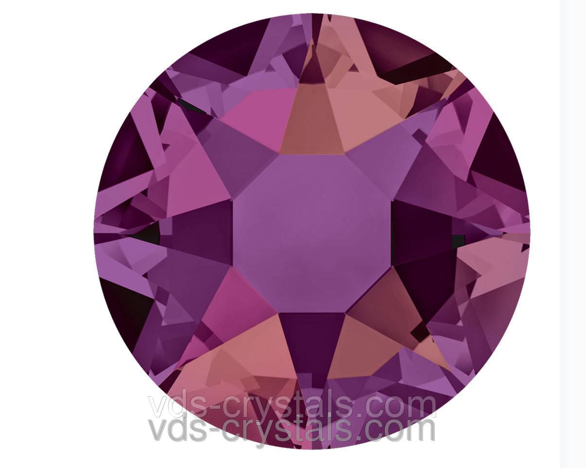 Стразы Swarovski клеевые холодной фиксации 2088 Crystal Volcano F (001 VOL) 12ss (упаковка 1440 шт)
