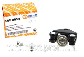 Ролик двери (боковой/нижний) Renault Master/Opel Movano 98- (без кронштейна) AUTOTECHTEILE 505 0059