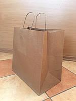 Крафт-пакет 350*200*350 мм с широким дном