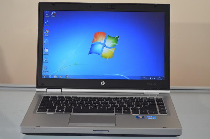 Ноутбук HP Elitebook 8470p Intel Core i5 / 4Gb / HDD 500Gb