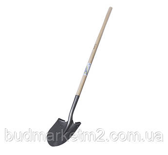 Лопата штикова My Garden Woody Вигнута 1500 мм 211-3-1500