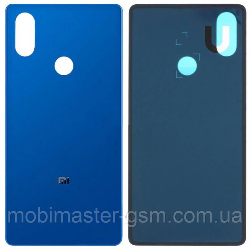 Задняя крышка Xiaomi Mi 8 SE blue