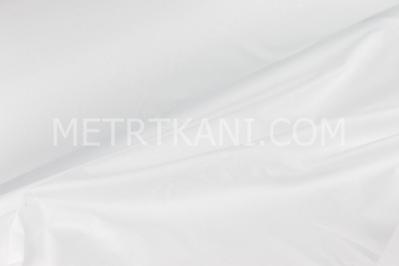 Польская бязь белого цвета 135 г/м2 №879