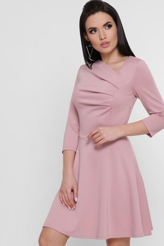 Платье Dominic пудра (42-48)