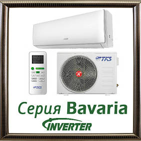 Серия Bavaria inverter (до -15С) кондиционеры TKS