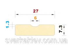 Керамическая подкладка MGA 1-6