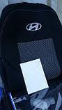 Авточехлы для салона Hyundai Elantra 2010- Элегант ЕМС, фото 2