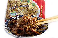 Опята Эноки - Золотые иголки в остро-прянном соусе 55г Minxiang