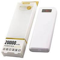 Универсальное зарядное устройство Power Bank  Proda 20000mAh, фото 1