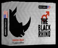 Капсулы для восстановления потенции Black Rhino, Капсулы для лечения потенции , Капсулы для лечения потенции Блек рино, Блек рино