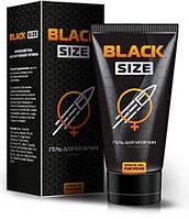 Крем-гель для увеличения члена Black Size, Крем гель для увеличения члена , Крем гель для увеличения члена Блек сайз, Блек сайз