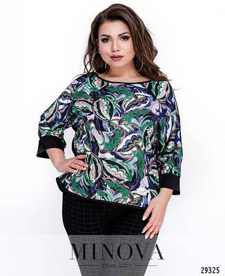 Женская блуза размеры: 48-54, фото 2