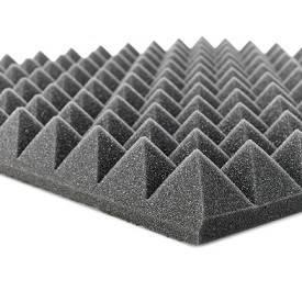 "Softakustik акустический поролон (пенополиуретан) 2Д/70 ""пирамида"""
