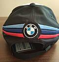 Бейсболка BMW Motorsport Collectors Cap, оригинальная белая/черная (80162461127), фото 7