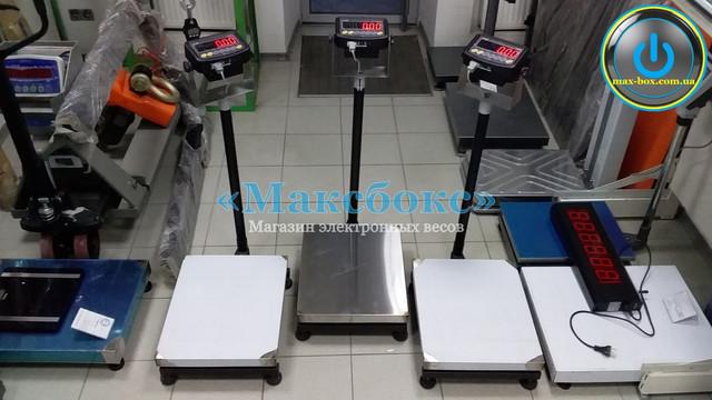Товарные весы РС 600 (600 х 800) – Весовые решения