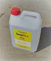 Жидкий активный кислород SeptEx Oxy, дезинфекция воды бассейна 5 л