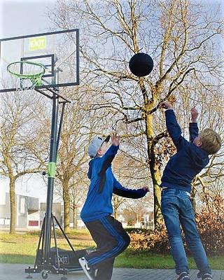 Баскетбольные щиты и стойки