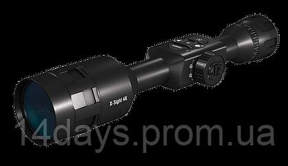 Современный прицел для дневной и ночной охоты ATN X-SIGHT 4K PRO 5-20X