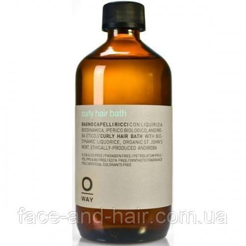 Шампунь для кудрявых волос Rolland Oway beCurly hair bath 950 мл