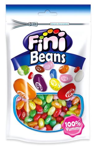 Жевательные конфеты Fini Beans 180 г, фото 2