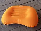 Подушка под голову надувная Tramp. Подушка в дорогу. Дорожная подушка., фото 2