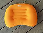Подушка под голову надувная Tramp. Подушка в дорогу. Дорожная подушка., фото 8