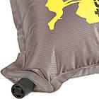 Подушка самонадувающийся Tramp TRI-008. Подушка дорожная. Подушка туристическая., фото 5