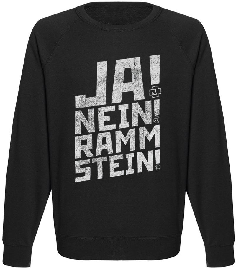 Свитшот Rammstein - Ja! Nein! Rammstein!