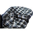 Спальний мішок-ковдра Tramp Nightlife (правий). Спальник ковдра. Туристический спальник, фото 3