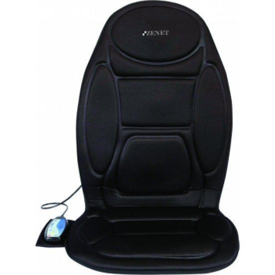 Автомобільна масажна накидка Zenet ZET-810
