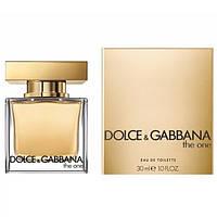Туалетная вода Dolce & Gabbana The One Eau de Toilette