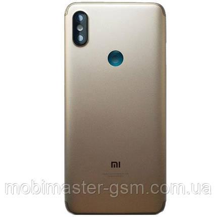 Задняя крышка Xiaomi Redmi S2 gold, фото 2