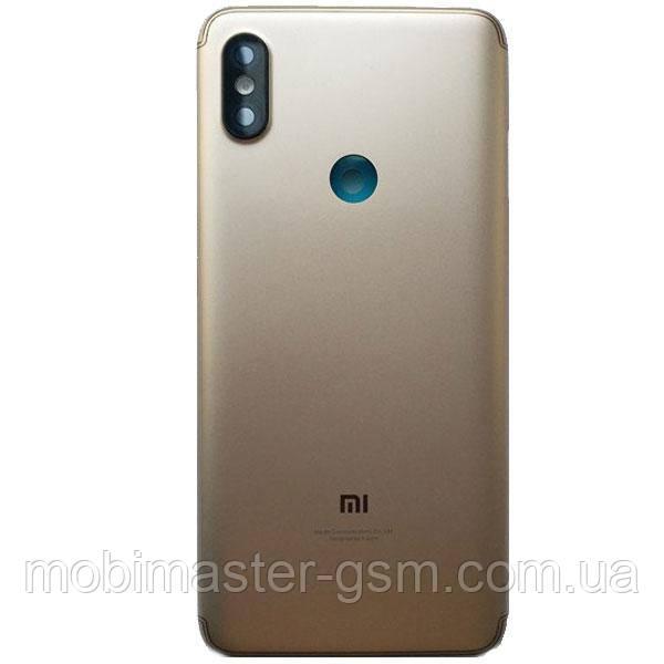 Задняя крышка Xiaomi Redmi S2 gold