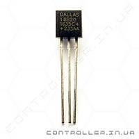Dallas DS18B20 - цифровой датчик температуры