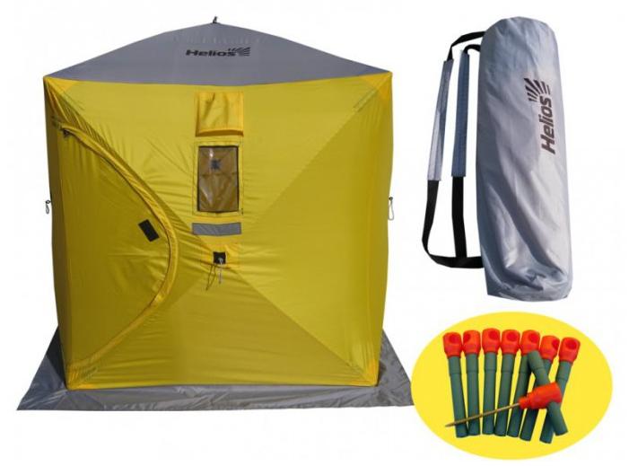 Зимовий намет Tramp Helios. Палатка туристическая. Намет туристичний