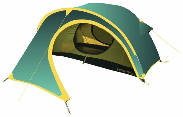 Намет Tramp Colibri plus 2 м, v2. Палатка туристическая. Намет туристичний