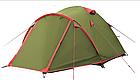 Палатка Tramp Lite Camp 4 м, TLT-022.06. Палатка туристическая 4 месная. палатка туристическая, фото 2