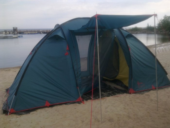 Палатка Tramp Eagle v2 TRT-086. Палатка туристическая. палатка туристическая