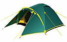 Намет Tramp Lair 2 м, v2 TRT-038. Палатка туристическая 2 месная. Намет туристичний, фото 2