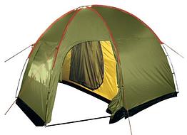Палатка Tramp Lite Anchor 4 TLT-032.06. Палатка туристическая 4 месная. палатка туристическая