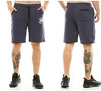 Шорты мужские трикотаж 476 (48 50 52 54 56) (цвет джинс) СП