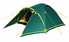 Палатка Tramp Stalker 4 м, v2 TRT-077. Палатка туристическая. палатка туристическая, фото 2