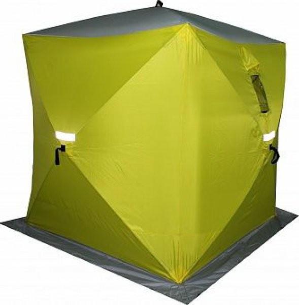Намет Сахалин 3 Tramp. Палатка туристическая. Намет туристичний