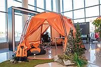 Шатер Tramp Mosquito 430х370х225cм TLT-009. Палатка шатер