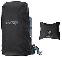 Накидка на рюкзак 20-35л Tramp S. Дощовик для рюкзака. Дождевик