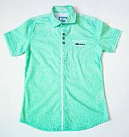 Рубашка-шведка  для мальчика рост 134 cм, фото 1