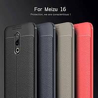 TPU чехол накладка Focus для Meizu 16 (3 Цвета)