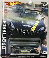 Коллекционная машинка Hot Wheels '16 Mercedes-AMG GT3